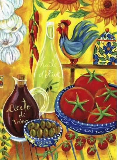 Arômes méditerranéens