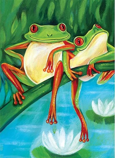 Amies grenouilles
