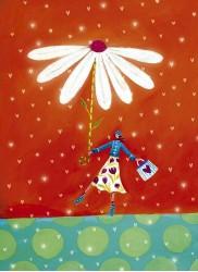 L'ombrelle de Marguerite