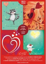 Boîtier Promo 4+1 - Amour et amitié