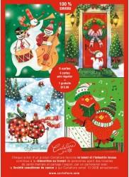 Boîtier Promo 4+1 - Noël Magique 2